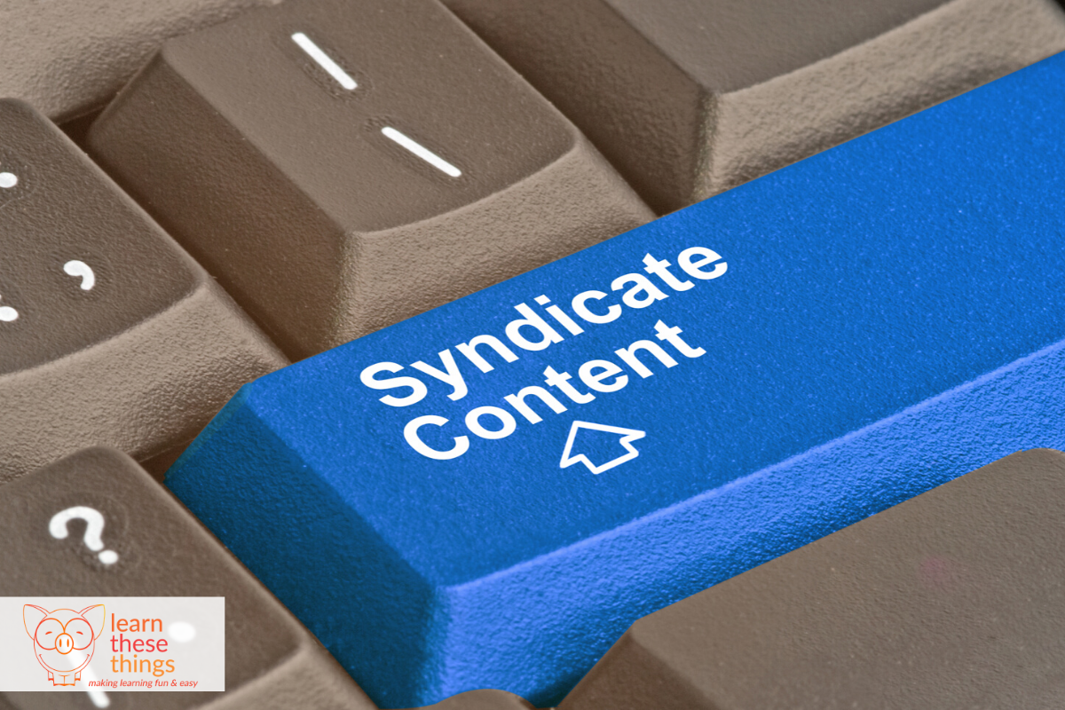 Let's Talk About Content Syndication